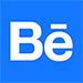 behance-black