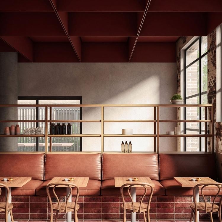Bentwood Café - view 03
