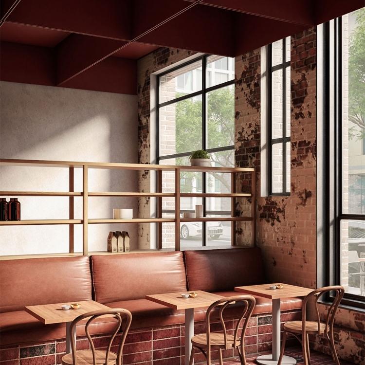 Bentwood Café - view 04