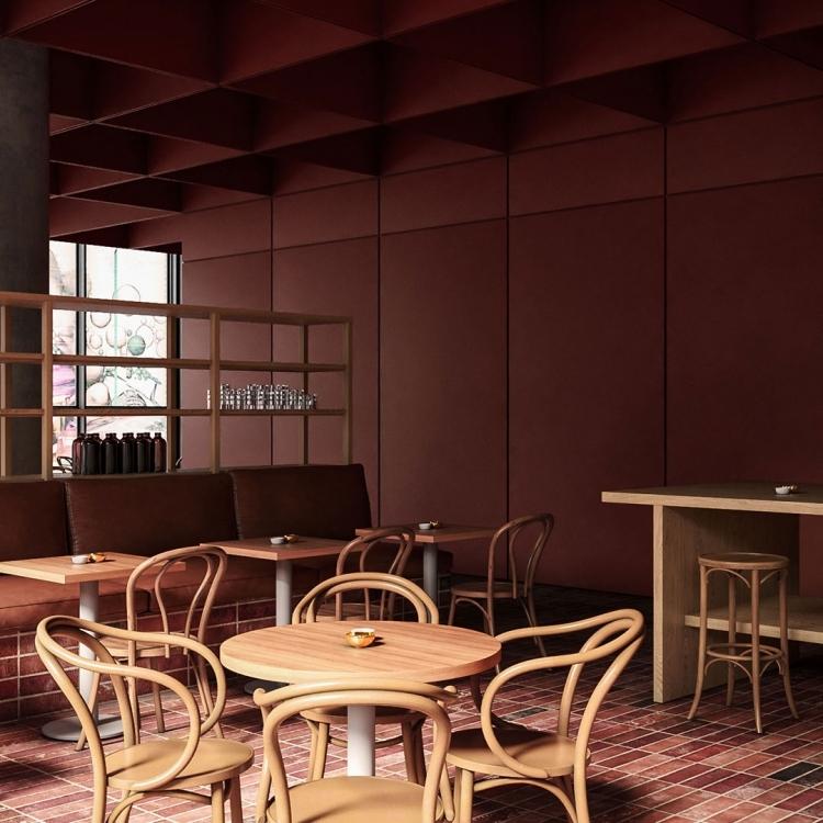 Bentwood Café - view 05