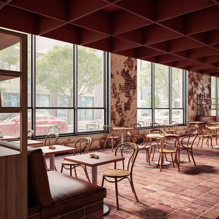 Bentwood Café - view 09