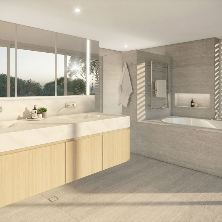Balmoral Bathroom Master Ensuite