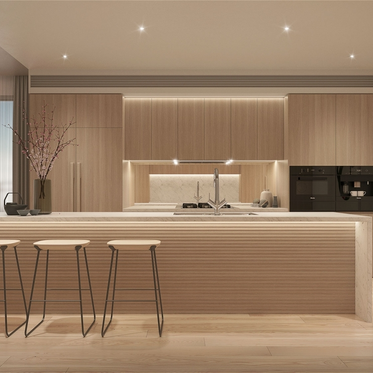 Shinagawa  Penthouse - Kitchen