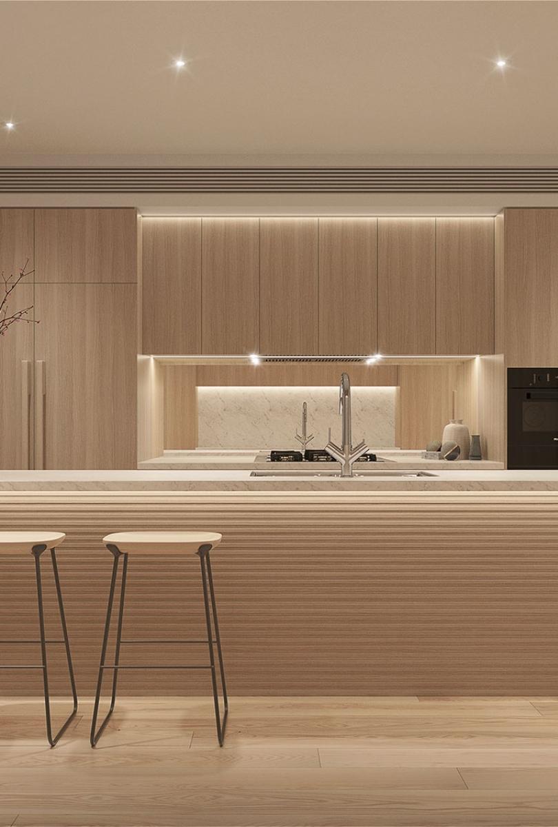 Shinagawa Penthouse