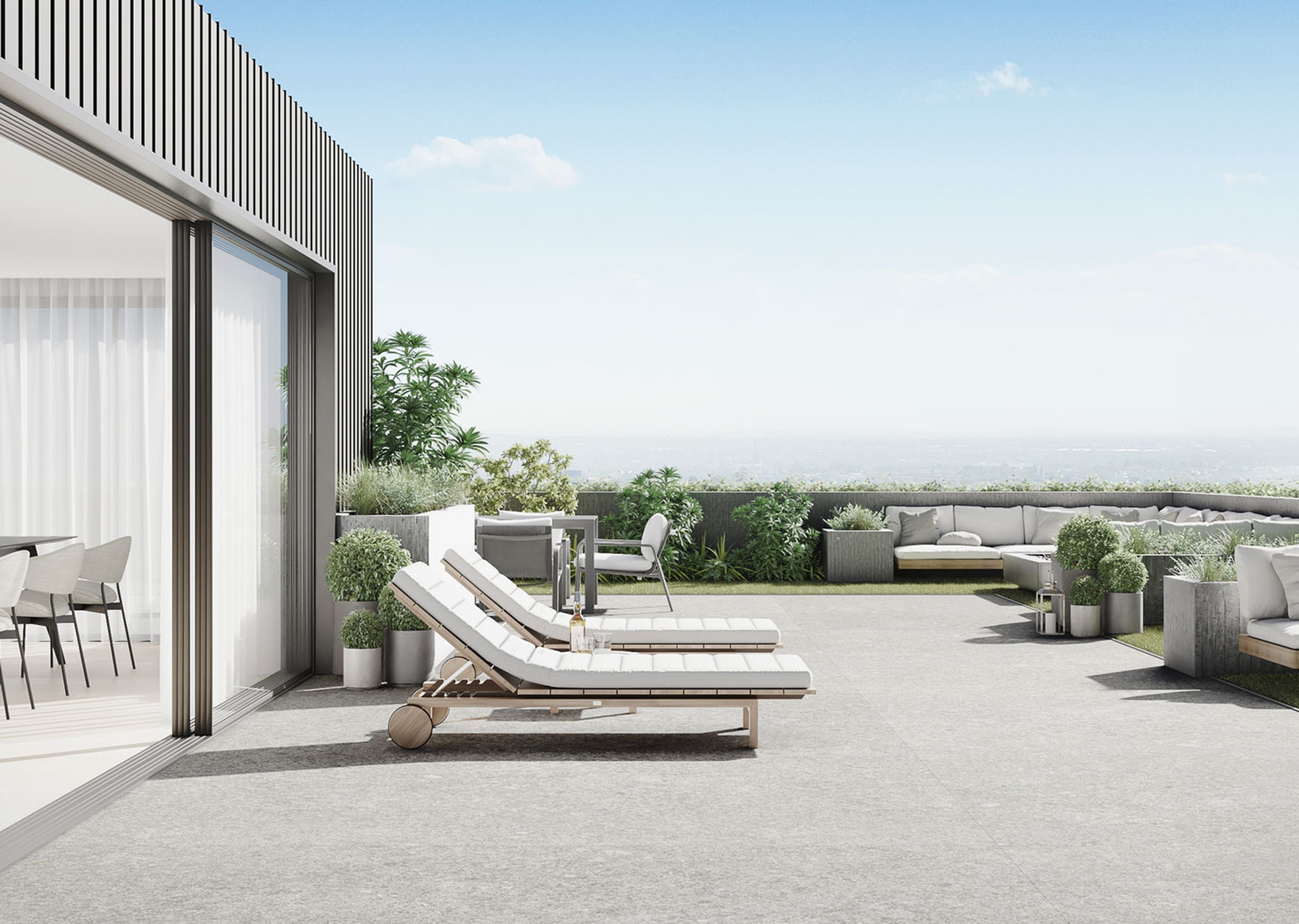 The Rooftop Residence